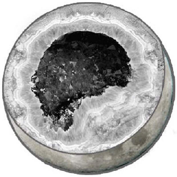 Мифы о Луне. Лунный заговор, полая Луна, русские на Луне 2