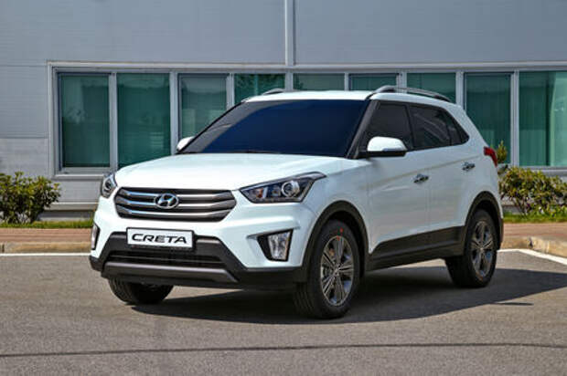 Новый кроссовер  Hyundai Creta – первая встреча