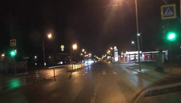Новую разметку планируют нанести на Старосимферопольском шоссе до 12 августа