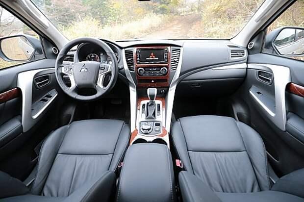 Оператив ЗР: Mitsubishi Pajero Sport — остаться «проходимцем»