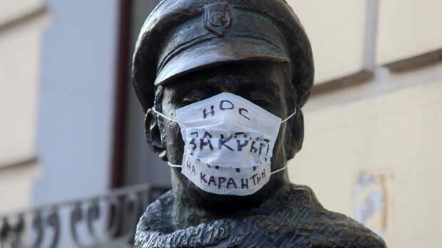 Вирус мутировал, на самоизоляцию перешла почти вся Россия: Главное на 31 марта