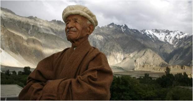 В чем заключается секрет долголетия представителей племени хунза
