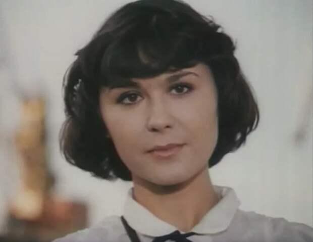 Актриса Г. Веневитинова
