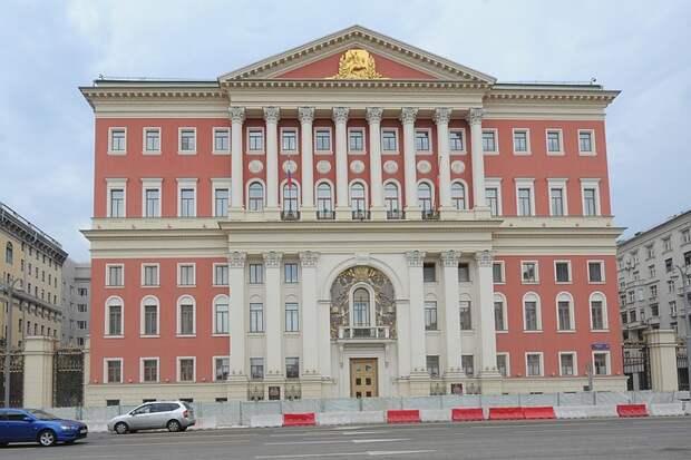 Мэр столицы Сергей Собянин в 2020 году заработал 8,24 млн рублей