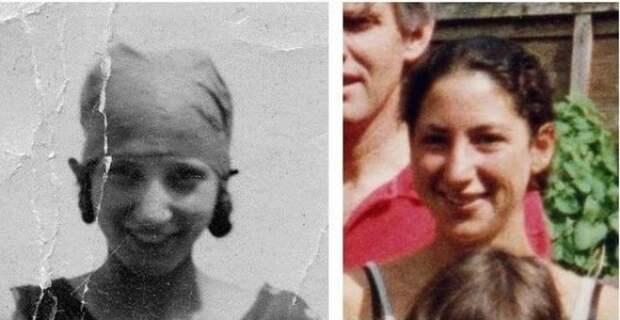 6. Между этими женщинами 4 поколения гены, история, потомки, предки