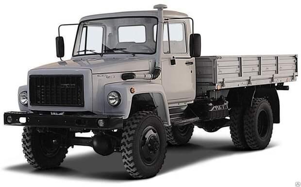 ГАЗ-33086 «Земляк» автомобили, газ, фоторепортаж