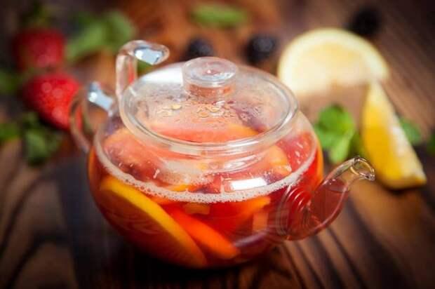 10 чайных напитков, которые не дадут вам замерзнуть