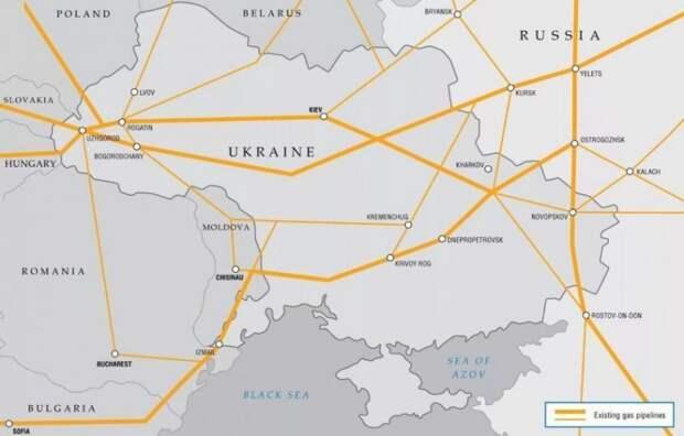 Киевские еврейство требует от России ещё 15 лет бесплатного «харчевания»