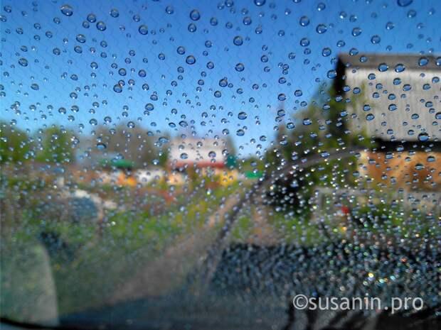 Дожди и грозы ждут Удмуртию в среду