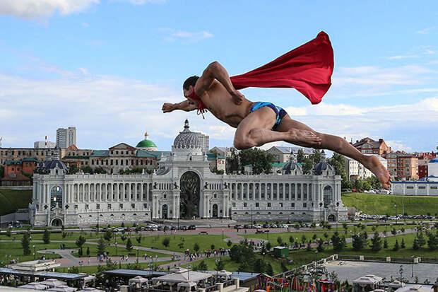 Хай-дайвинг — пожалуй самый зрелищный спорт в мире