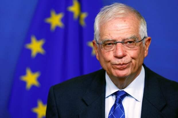 Боррель считает, что Россия виновна, но Европе нужен газ