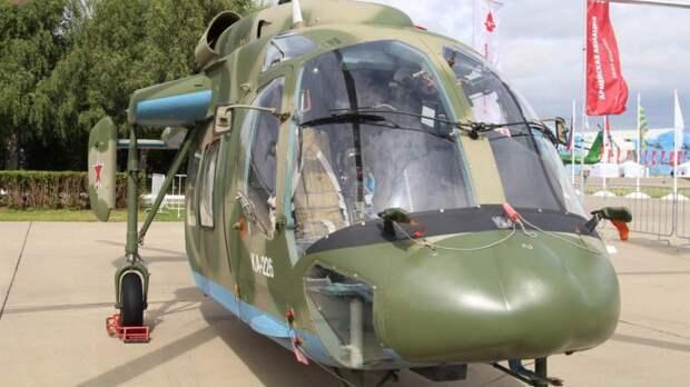 Российский вертолет Ка-226 может получить беспилотную версию