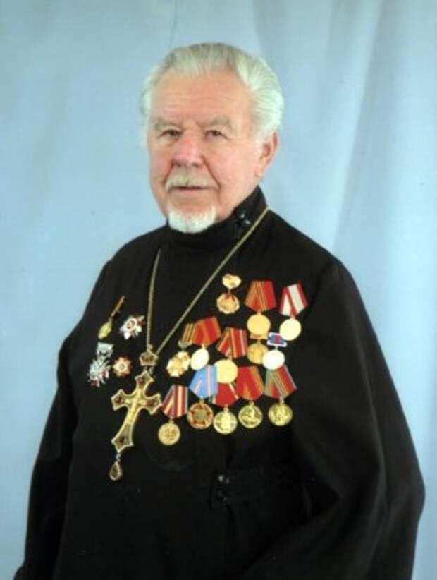 Протоиерей Ариан Пневский