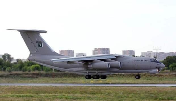 Украина модернизирует пакистанские Ил-78