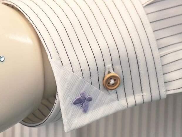вышивки на мужских рубашках