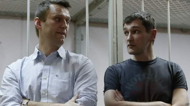 Навальные: к делу братьев оказался причастен отец