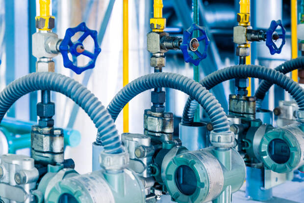 Биржевая цена газа в Европе установила новый рекорд