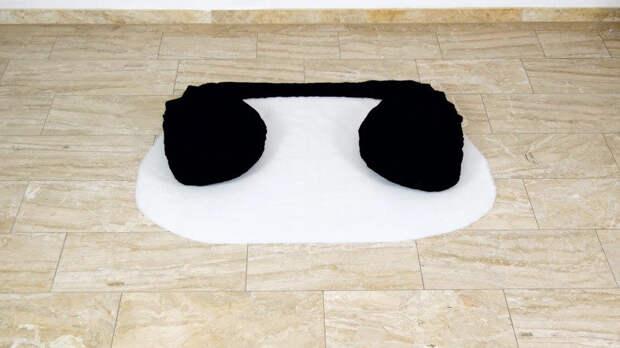 Гигантская подушка-панда для уюта в вашем доме