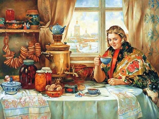 Россия богатеет квартирами, борьба с госкомпаниями и постсоветская кулинария