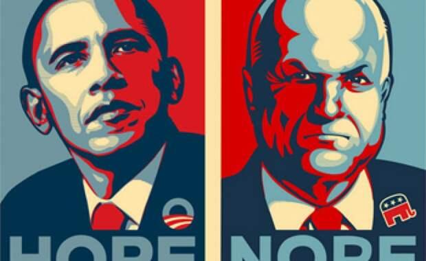 Маккейн высек Обаму за вакуум