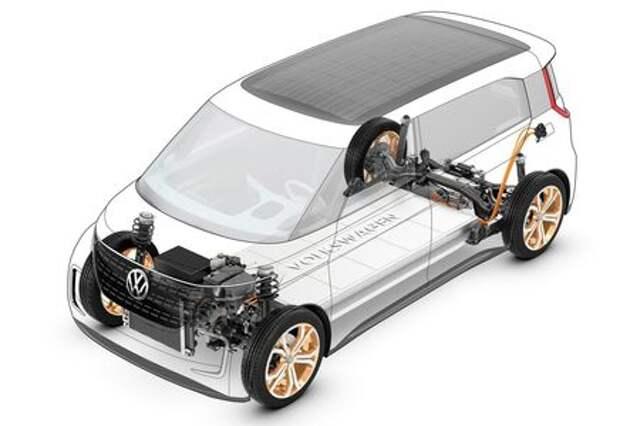 VW потратит на свою «Гигафабрику» вдвое больше денег, чем Tesla