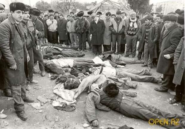 Резня в Сумгаите: свидетельство очевидца