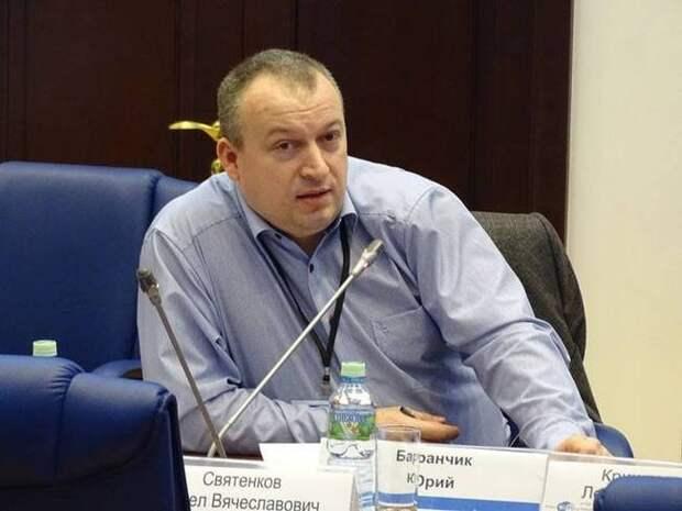 Юрий Баранчик: Я бы Горбачеву и Ельцину поставил памятник