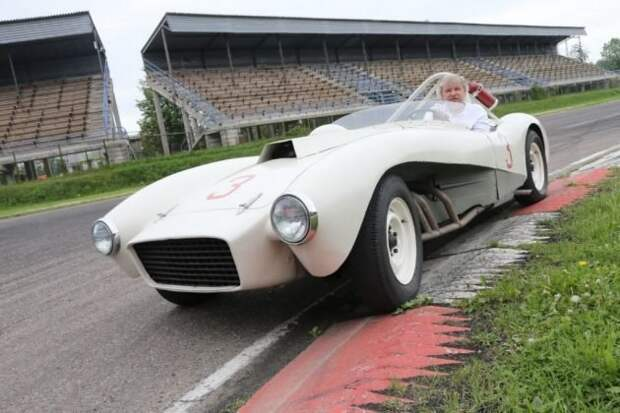 ЗИЛ 112-S авто, автомобили, интересное, прототип