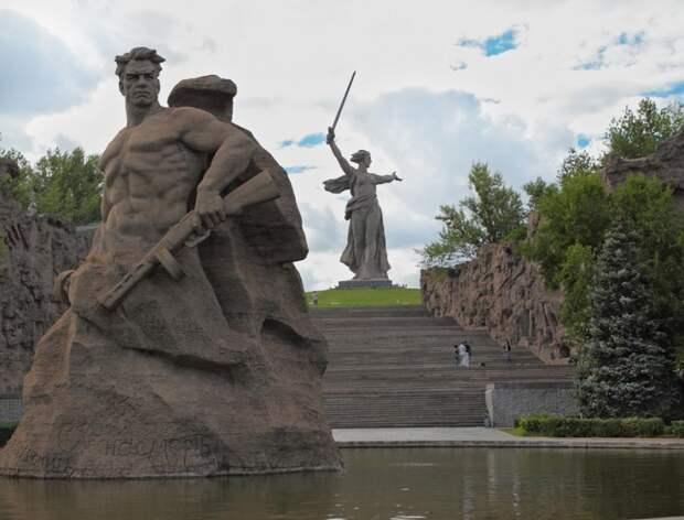 02. Родина-Мать (Сталинград) 04а