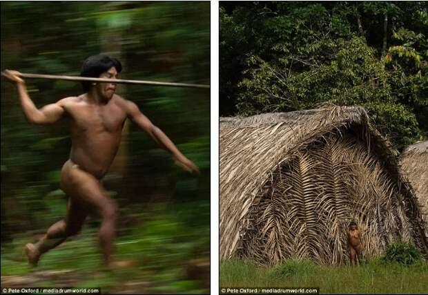Свой среди чужих: фотограф подружился с племенем, почти не тронутым цивилизацией