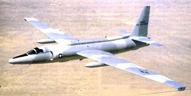 На фотографии - прототип U-2C