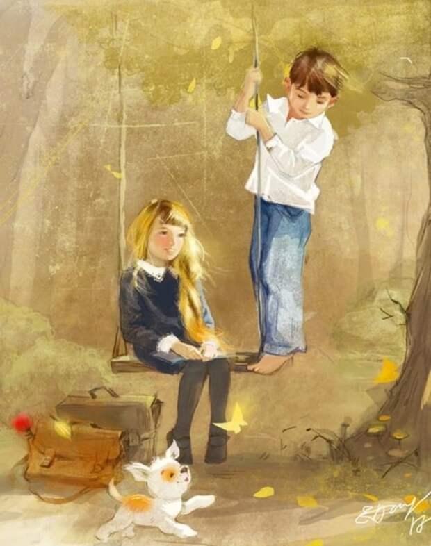 художник Екатерина Бабок иллюстрации – 12