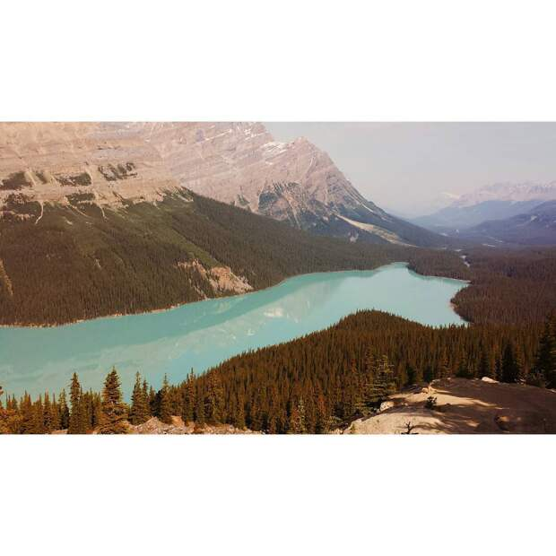 От моря до моря: величественные места Канады