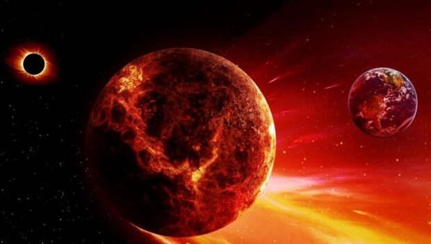 нибир, конца света, марс