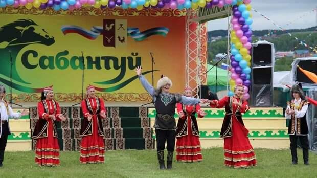 В России проходят башкирские сабантуи