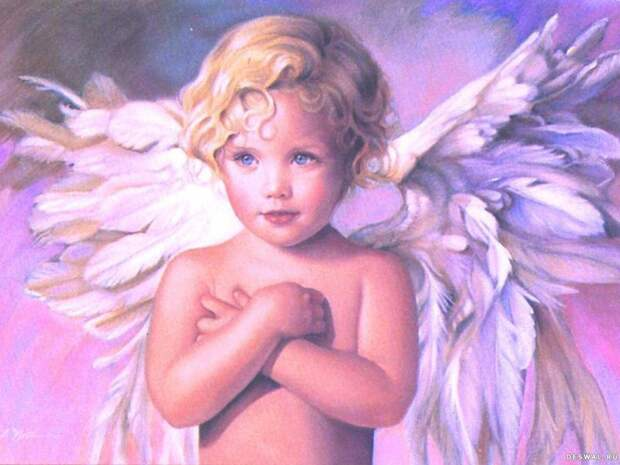 Картинки, дети ангелы-Nancy Noel, обои для рабочего стола - РАЗМЕР: 1280x1024px обои, рисунки, фото, заставки, на рабочий стол