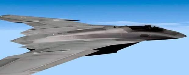 В США проходят секретные испытания новейшего истребителя шестого поколения