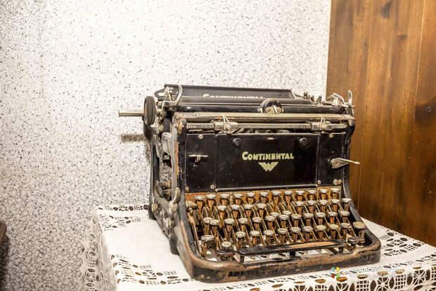 Краеведческий музей отметит «День рождения печатной машинки»