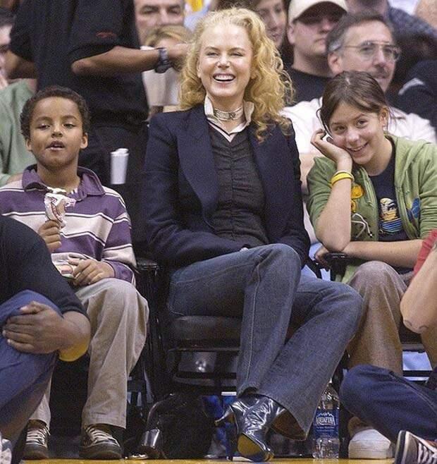Николь Кидман дети, добро, родители, усыновление