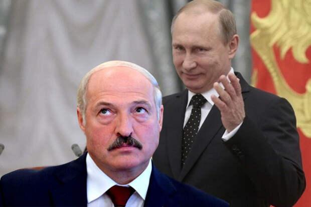 Кремль готовит план Б, если Лукашенко сорвет интеграцию