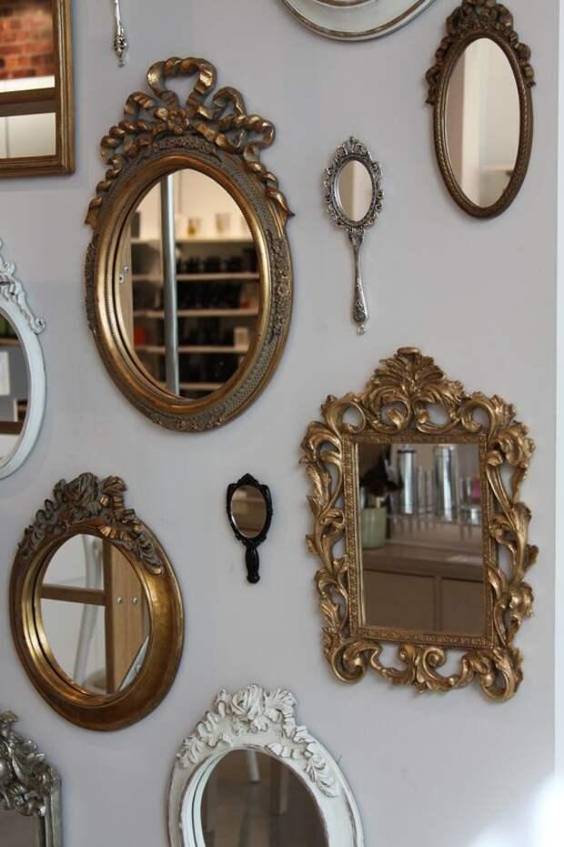 Игра зеркал