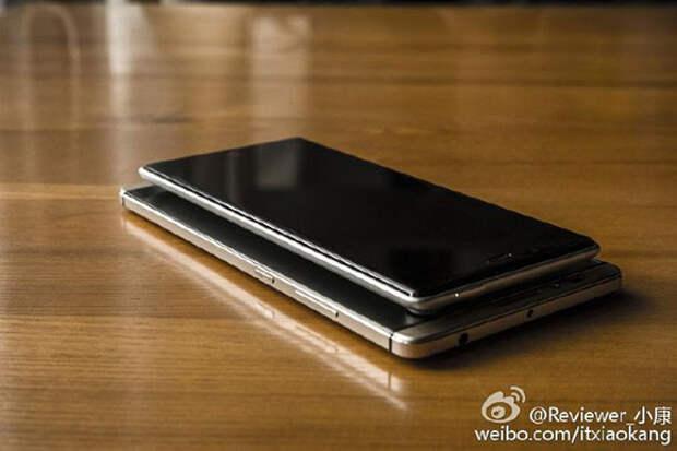 У ZTE появится планшетофон Nubia X8 с 4 Гбайт RAM и мощным аккумулятором