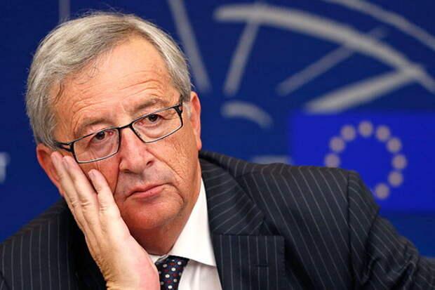 Юнкер: После шенгена может исчезнуть единая европейская валюта