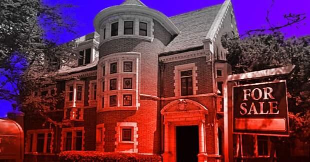 В доме из «Американской истории ужасов» реально есть призраки. В нем боятся жить