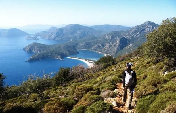 10 лучших пеших маршрутов мира, проходящих вдоль побережья