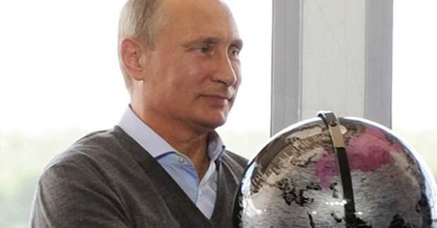 Владимир Путин озвучил послание России миру
