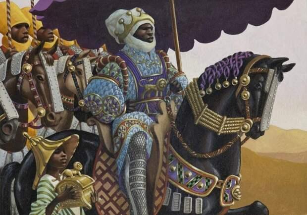 Как Манса Муса стал самым богатым человеком всех времён и народов