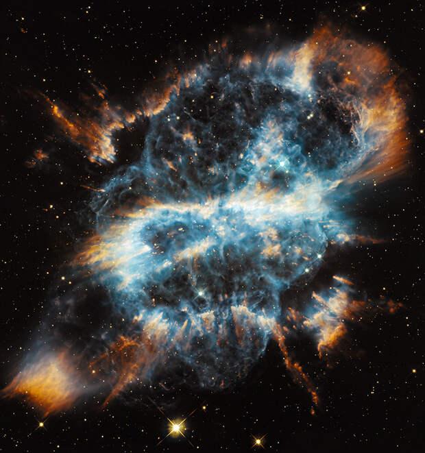 Hubble snaps NGC 5189