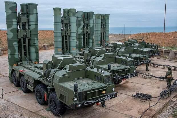 Российские С-400 в Беларуси станут серьезной угрозой для НАТО