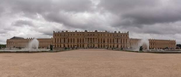 Самые красивые памятники мира: Версальский дворец